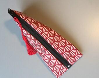 Kit berlingot in Japanese fabrics