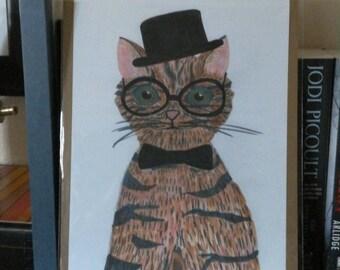 Bowtie Kitty
