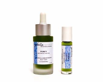 Purify Botanical Face Oil- Organic Skincare
