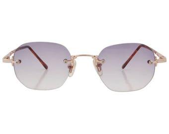 Smokey Lens Vintage Sunglasses