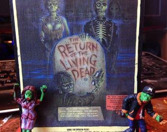 Return of the Living Dead Poster Apocalypse
