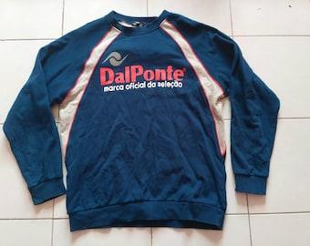 Dalponte Sweatshirt Medium/Large Size