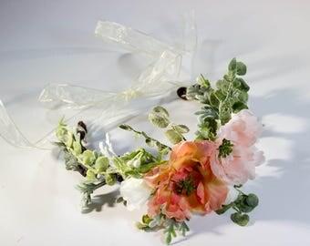 Full of Wonder Flower Crown