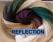 READY TO SHIP,  and New Bases Added. Hand Dyed, Color - Reflection**#