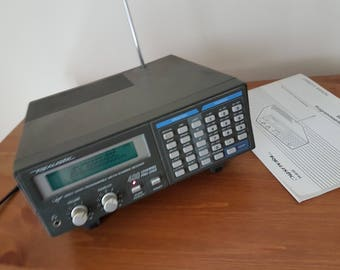 Realistic Pro 2005 Programmable Scanner