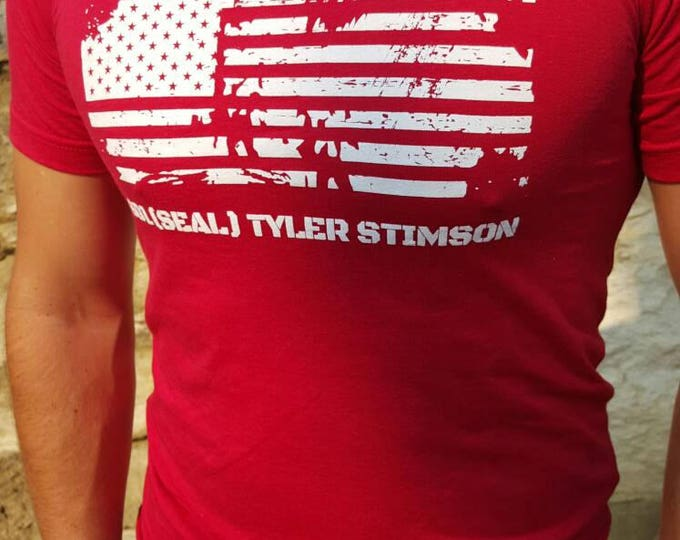 Tyler's RED Friday T-Shirts