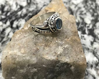 Class Ring Etsy