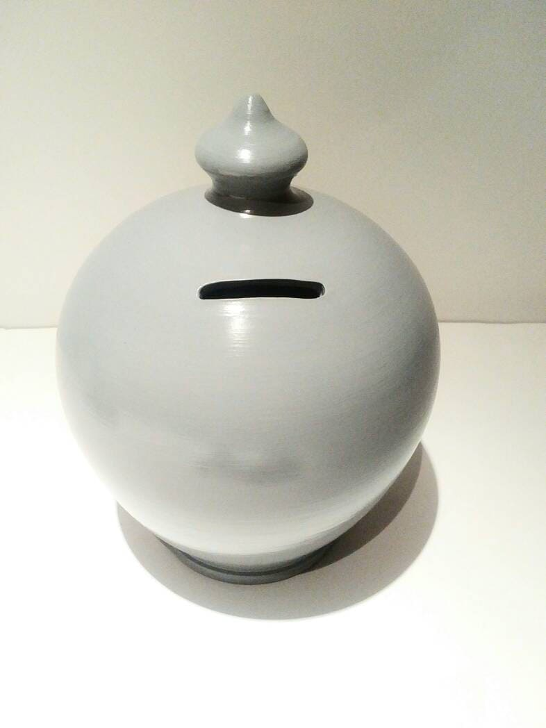 Adult piggy bank made to order openable unopenable no Decorative piggy banks for adults