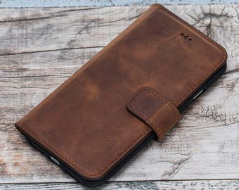 iPhone 8 Wallet Case, Leather iPhone 8 Wallet Case, iPhone 8 Plus Wallet Case, iphone 8 leather case, iPhone 8 case leather