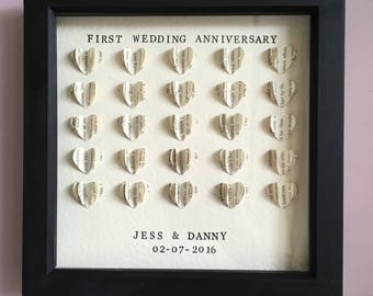 Wedding gift gay wedding gift personalised gift 1st wedding