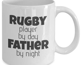 Rugby Mug, Rugby Coffee Mug, Great Rugby Gift For A Rugby Player, Rugby Player Gift, Rugby Coffee Cup