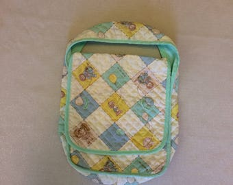 Cabbage Patch doll diaper bag
