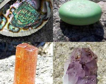 3 Gem Essence Therapy Sessions and Personal Formulas- Each Session 1-2 Hrs