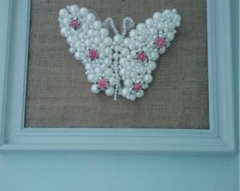 Butterfly 3d picture 10x12inches ideal gift for mothersday