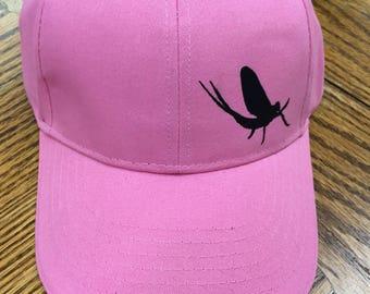 Mayfly baseball cap