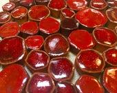 Really Red Ceramic Mosaic...