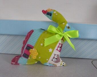 An Easter Bunny fabric