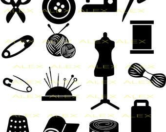 70% OFF, Seamstress SVG, Seamstress Silhouette png, eps, svg, dxf, Sewing Clipart, Sewing Silhouettes, Silhouette Files, Cut Png File