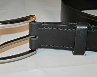 Men's Hand made leather belt