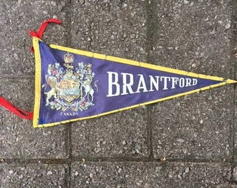 Vintage Souvenir Penant - Brandford, Ontario