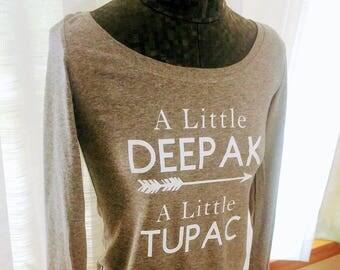 Little DEEPAK Little TUPAC