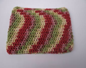 Crocheted Laptop Case