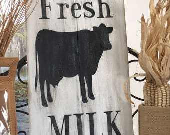 Custom Farm Fresh Milk