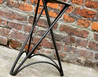 Hairpin Stool Industrial Seat Base