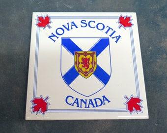 Nova Scotia Canada Ceramic Tile