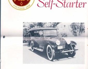Cadillac La Salle Club THE SELF-STARTER Nov/Dec 1984