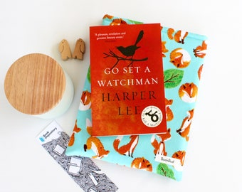 The Too Clever Fox BookBud book sleeve