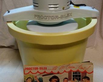 Vintage Electric Ice Cream Maker
