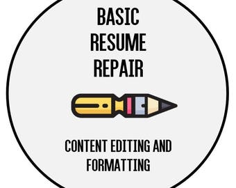 basic resume effective professional writing and formatting - Professional Writing Resume