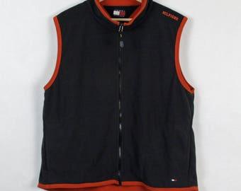 Vintage Tommy Hilfiger Fleece Vest - M (L)
