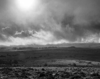 Moody Dartmoor Skies