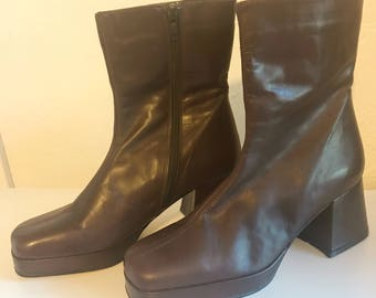 Jonathan Martin vintage 90s boots brand new size 6