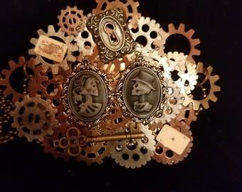 Steampunk chest piece