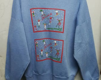 vintage 90s Ken Done down under sweatshirt S
