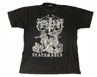 Marduk - Deathmarch 2004-2005 - Original t-shirt