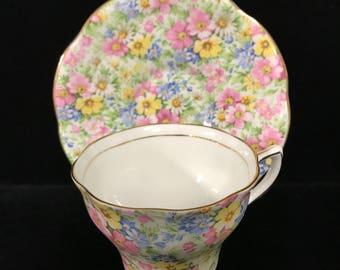 Vintage Rosina Teacup
