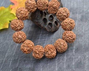 5 face(mukhi) rudraksha bracelet