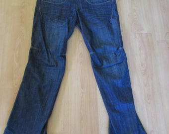 Jean Marithé and François Girbaud blue size 44 in-77%