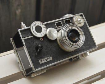 Vintage Argus C3 film camera