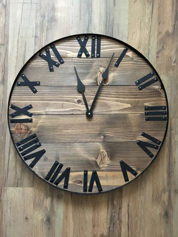 decorative wall clocks 20 rustic home decor wall clock rustic clock rustic 30134