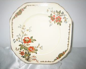 Wedgwood Trentham Bread And Butter Plate Vintage Wedgwood Plate