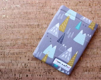 Mini Mountain Book Sleeve