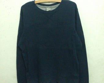 Vintage 90's Nike Sportwear Sweatshirts Small Logo