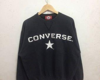 Vintage 90's Converse All Star Sweatshirts Size M