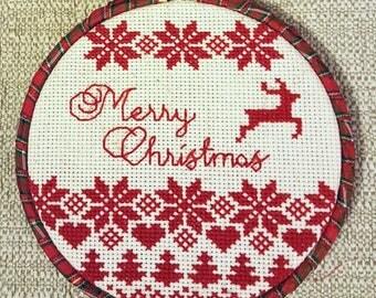 "4"" Christmas Ornament"