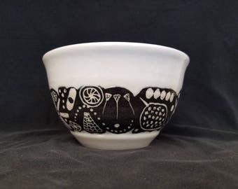 Hand Made Pottery Bowl #9
